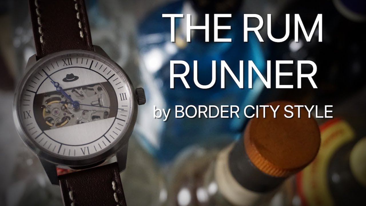 The Rum Runner by Border City Style