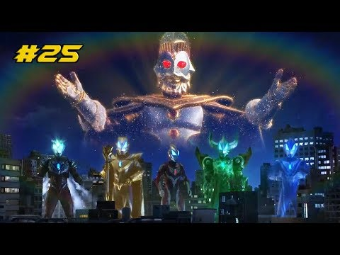 ULTRAMAN GEED EPISODE 25(Final) - ENGLISH SUBTITLE !