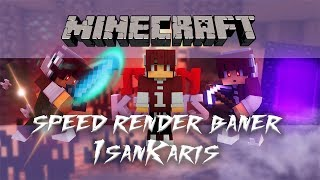Banner for Isan Karis ( Speed Art Render ) #1