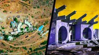 Город будущего в пустыне, в котором живет только 80 человек