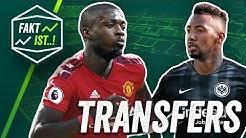 Boateng, Mvogo, Philipp: Transferbeben bei Frankfurt? Transfer News