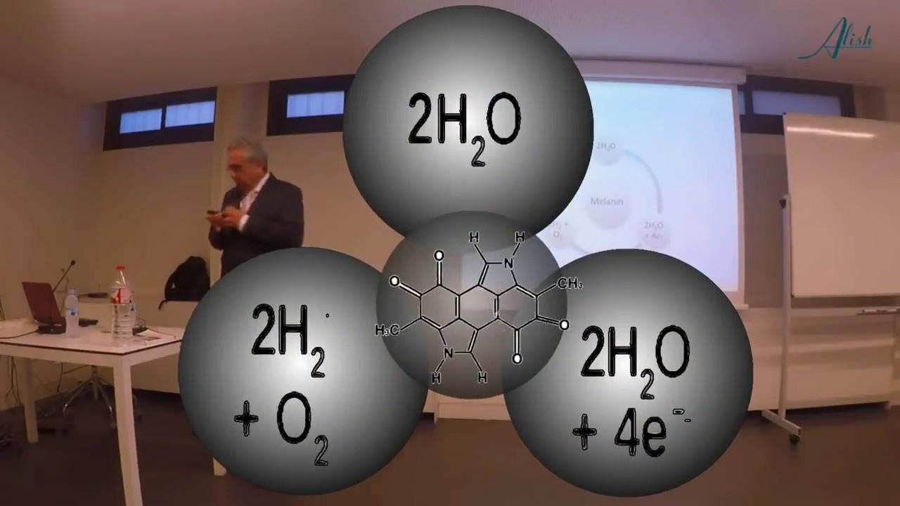 MELANINA FUENTE DE LA VIDA  ENERGIA INFINITA PRINCIPIO DE LA CREACION