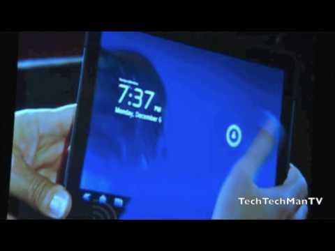 Motorola Xoom 2 Android 4.0 Ice Cream Sandwhich Tablet Overview
