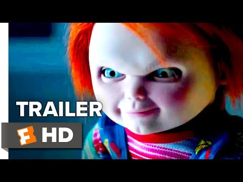 Thumbnail: Cult of Chucky Trailer #1 (2017) | Movieclips Trailers