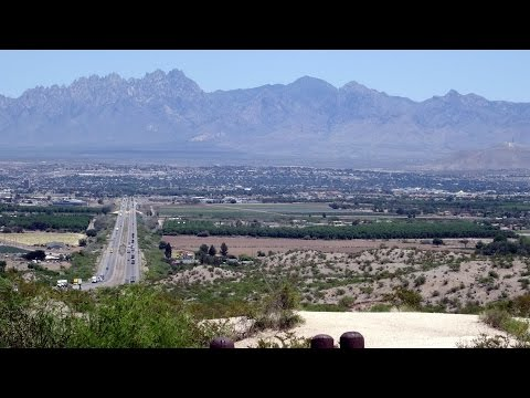Destination Rio Grande: Deming, New Mexico to Las Cruces scenic viewpoint 2015-05-20