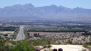Destination Rio Grande: Deming, New Mexico to Las Cruces scenic viewpoint 2015-05-20