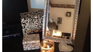 How To: Diy 20 Yr Old Picture Frame/ Vintage Mirror
