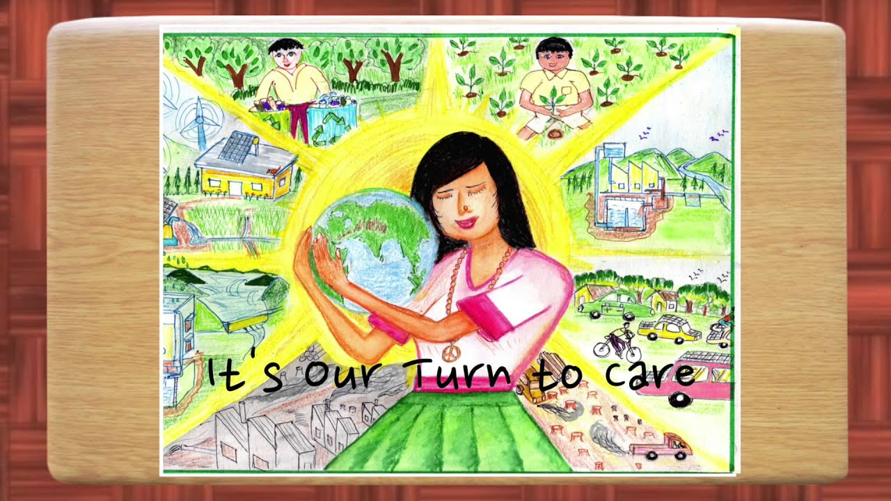 Planet Aid Earth Day Art Contest 2015 Trailer - YouTube