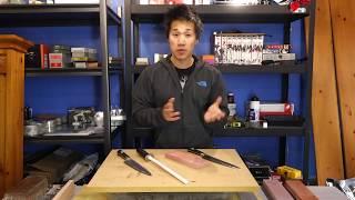 Honing Rods DO Work! Whetstone vs Ceramic Honing Rod