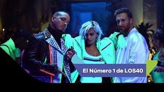 David Guetta, Bebe Rexha y J Balvin SAY MY NAME - Nº 1 de LOS40 6 de abril de 2019