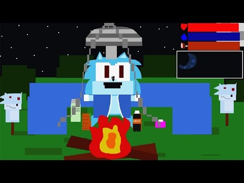 FNAS SL TROLL GAME | HOW LONG CAN YOU SURVIVE? | FIVE NIGHTS AT SONIC'S SISTER LOCATION TROLL GAME