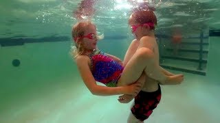 Swimming in Oklahoma