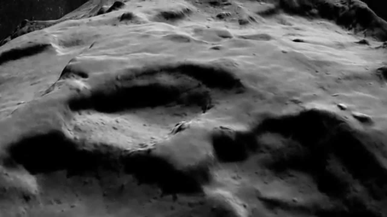 Landing on a Comet - ESA's Rosetta Mission - YouTube