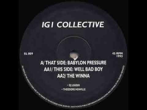 IG1 Collective - Babylon Pressure