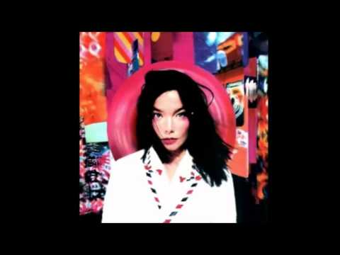 Björk - Post (1995) Full Album