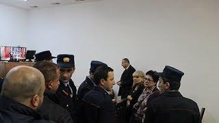 Live  Ժիրայր Սեֆիլյանի գործով առաջին դատական նիստը