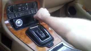 jaguar xj40 transmission problem by Mikes Garage