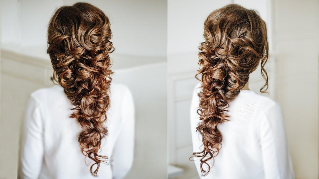 Grecian Braid Hairstyles Hair Tutorial For Youtube ...