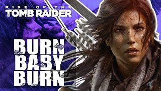 Rise of the Tomb Raider: Burn Baby Burn Challenge (Lost City)