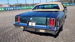1977 Chrysler Cordoba 400 6.6L