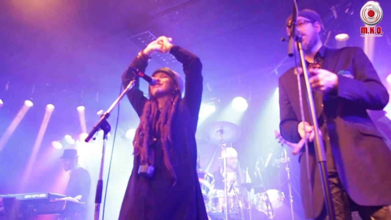 Anayah Roots live at Musikenshus 2014