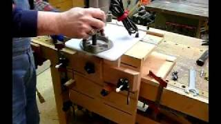 Loose Tenon Mortise Jig Part 2 Of 3