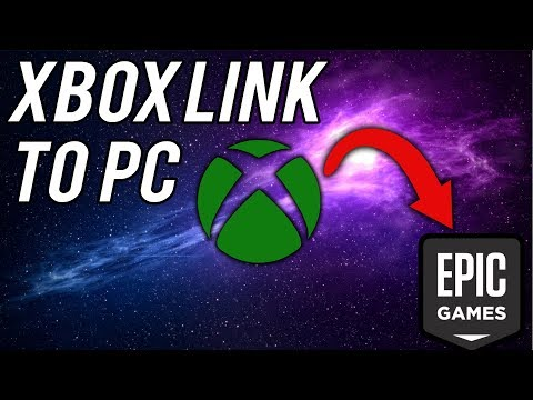 How To Log In On Your Xbox Epic Account On PC!