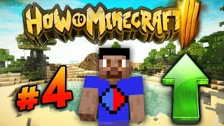 HOW TO MINECRAFT S3 #4 'BASE UPGRADES!' with Vikkstar
