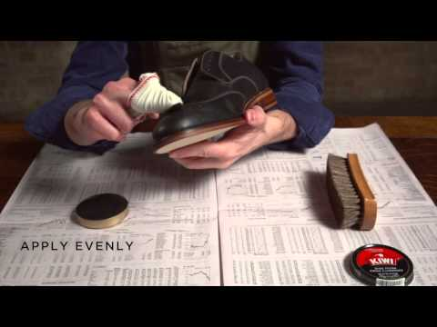 How to Polish Your Leather Shoes | KIWI Shoe Care