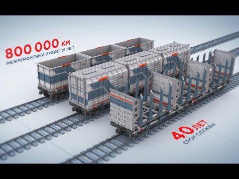 Новый взгляд на железнодорожные перевозки
