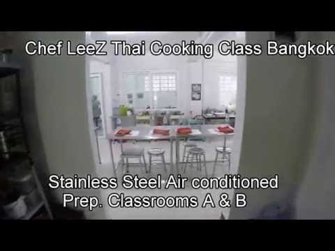 Welcome To Chef LeeZ Thai Cooking Class Bangkok