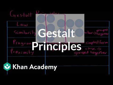 Gestalt principles   Processing the Environment   MCAT   Khan Academy