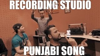 Recording Studio - Punjabi Songs (Punjabi songs latest)