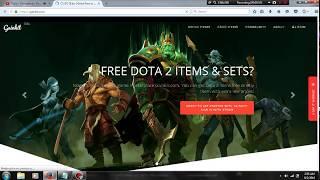 dota 2 free items 2016