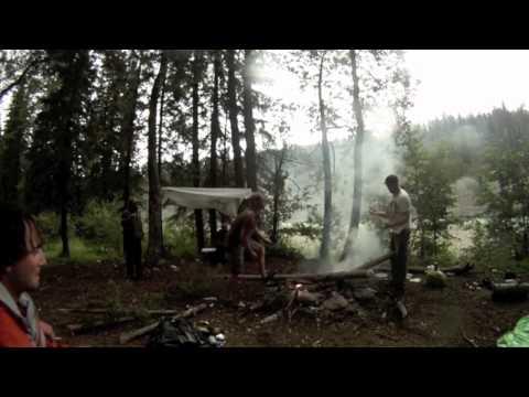 Moose Jaw Boys Kayak Trip 2011