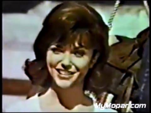 1968 Dodge Coronet 500 Wagon, Monaco & Sportsman Van TV Commercial