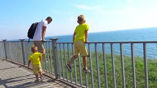 ЛАВА ЧЕЛЛЕНДЖ ПОЛ ЭТО ЛАВА или Floor is lava CHALLENGE and hot lava speedrun