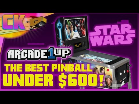 Arcade1up - The Best Star Wars Pinball under $600! #short from Console Kits