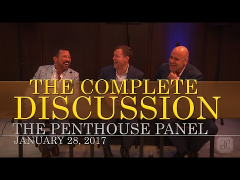 Penthouse Panel: UFC Hall of Fame Champions - Panel Discussion