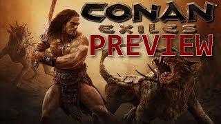 Conan Exiles - Hands-on Preview