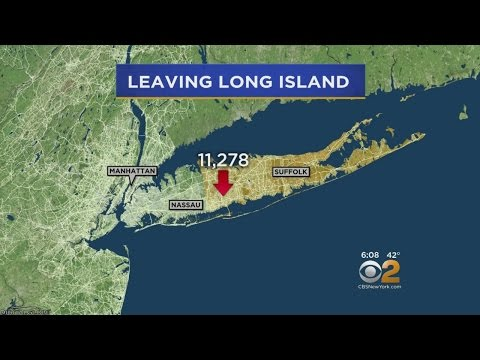 Taxes, Commute Push Some Off Long Island