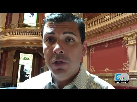 Colorado Senate President, Leroy Garcia's Truck Vandalized During Protest At Capitol