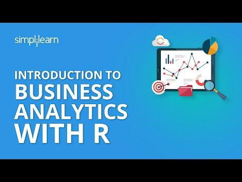 Introduction To Business Analytics With R | Data Science With R Training