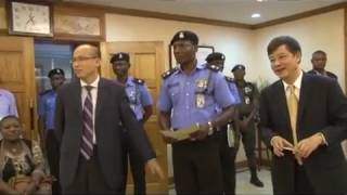 Nigeria Police Force Strengthen Partnership International Bodies on Security
