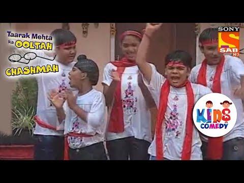 Tapu Sena Excited For Dahi Haandi | Tapu Sena Special | Taarak Mehta Ka Ooltah Chashmah