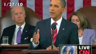 The Finger Pointing President