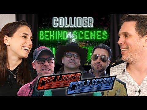 Behind the Schmoedown: Collider Collision - Collider Behind the Scenes & Bloopers