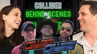 Behind the Schmoedown: Collider Collision - Collider Behind the Scenes & Bloopers