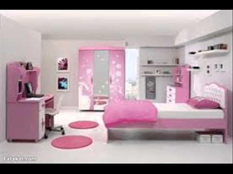 احدث ديكورات غرف نوم اطفال لعام 2015 للبنات والاولاد       YouTube