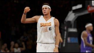NBA 2K15 PC - Карьера игрока #18 [Баскетбол, нервы, хеппи-энд]